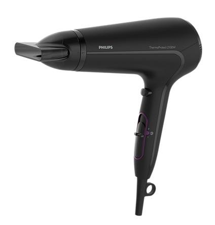 Secador de cabello philips negro