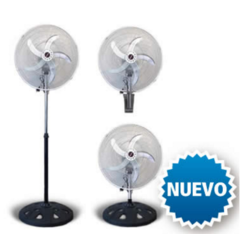 Ventilador Ken Brown KB-007 3 en 1