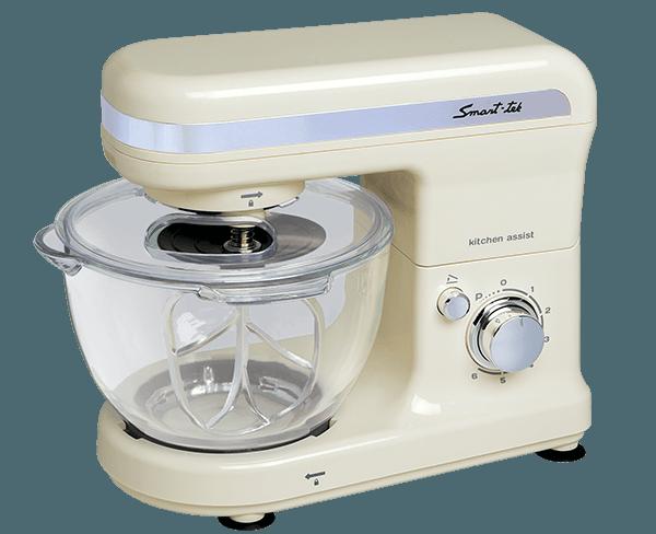 Batidora de pie kitchen assit 600 watts vidrio 1