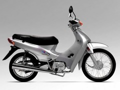 Moto Guerrero G110 Trip eco
