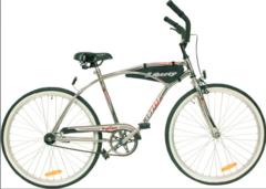 Bicicleta Playera Cromada R26 10033