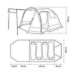 Carpa spinit personas carpas iglu camping d nq np 771003 mla25713582000 062017 f