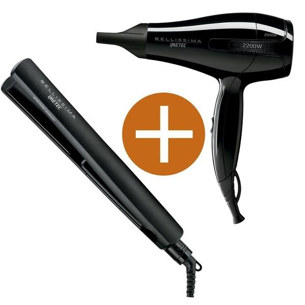 Combo hair beaty kit secador c18 2200 placha b21 100 dapas d nq np 640576 mla28245970650 092018 f