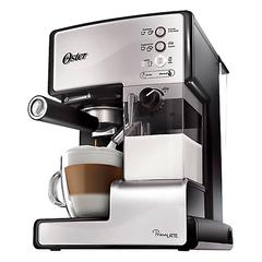 Cafetera Express Oster BVSTEM6601W 15 bar de presión