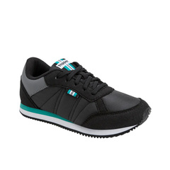Zapatillas Topper Theo Kids Negro/Verde