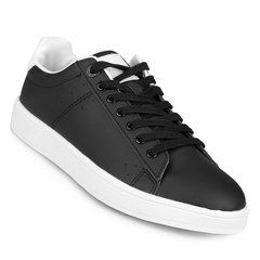 Zapatilla Topper Capitan Negro/Blanco