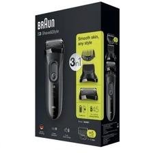 Afeitadora electrica braun 3000bt 3 1 wetdry cuotas hotsale d nq np 878567 mla29785509393 032019 f
