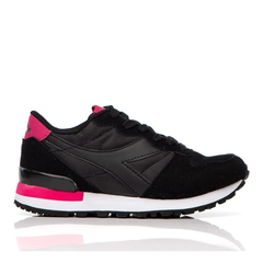 ZAPATILLAS DIADORA CAMARO JR BLACK/PINK