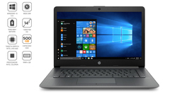 "NOTEBOOK 14"" INTEL CELERON 4GB+500GB WINDOWS 10   -PREVENTA-"