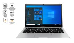 NOTEBOOK NOBLEX N14W21 - 14.1 - N3350 - RAM 4GB - DISCO 500 GB