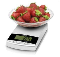 Balanza de cocina digital Atma BC-7103E hasta 3 Kg