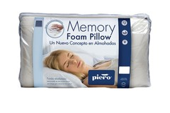 Almohada Piero Memory Foam