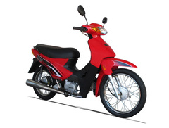 MOTO MONDIAL LD110RT Tambor/Rayo/Baul