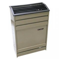 Calefactor CTZ 4000Kcal/h LINEA PESADA Tiro Balanceado