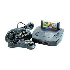 Consola de juegos Sega Mega 3 16 bits + 2 joystick