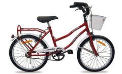 Bicicleta Wal Her B81330 Rodado 20