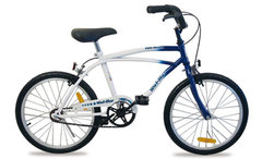 Bicicleta Wal Her B8133 Rodado 20