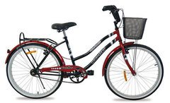 Bicicleta Wal Her B81350 Rodado 26