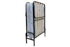 Cama Lagos S. A. Plegable con colchón