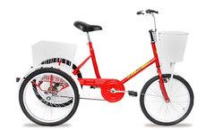 Tricicleta Wal Her B8600 Rodado 20