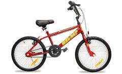 Bicicleta Wal Her B8346 Rodado 16