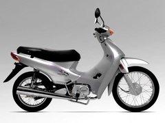 Motocicleta cub Guerrero Trio 110 Automatic