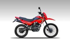 Moto Guerrero GXL 150 Tundra enduro 197 cm3