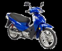 MOTO MONDIAL LD110AD Disco/Aleacion/Baul